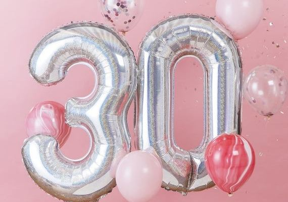 30 Things I want to do in my 30th Year