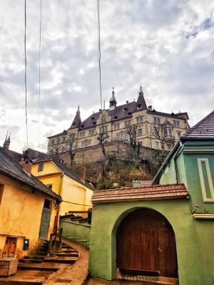 sighisoara transylvania itinerary things to do in romania