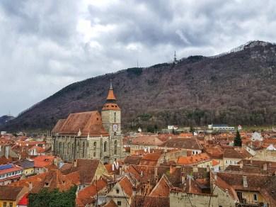 Brasov - Transylvania itinerary, Romania