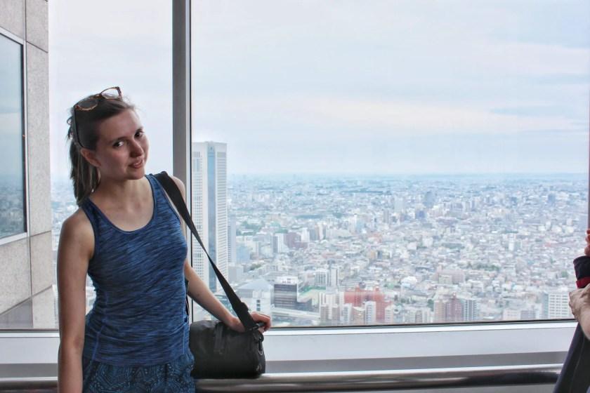 Day One in Tokyo! Harajuku, Shibuya, Shinjuku -shinjuku - government metropolitan building