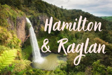 The best things to do in Hamilton and Raglan on a day trip (from Auckland)