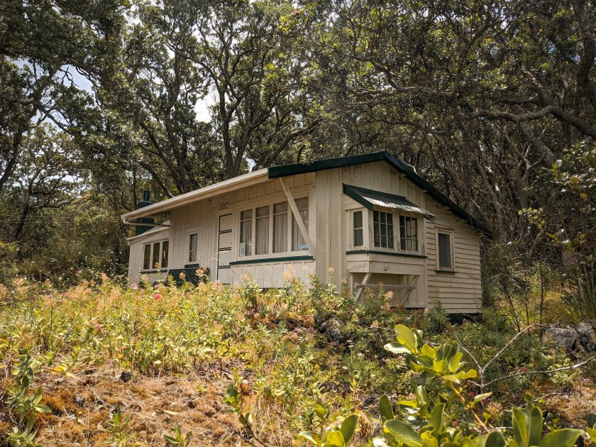 Historic baches - things to see on Rangitoto Island