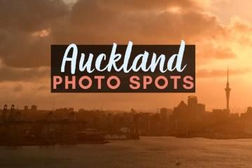 auckland's best photo spots