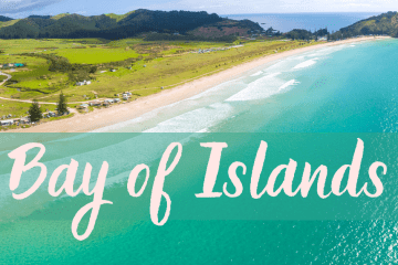 Things to do in the Bay of Islands, New Zealand