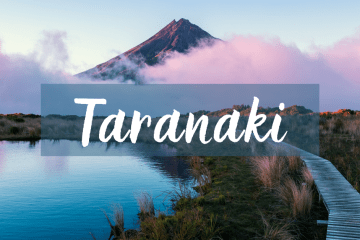 The most beautiful photo spots in Taranaki and things to do in New Plymouth