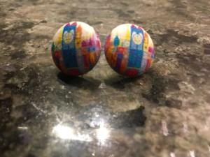 disneyland earrings