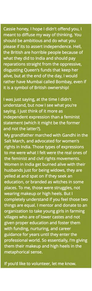 meninist, feminist, feminism, humanis, cassie says what, cassiewearswhat.com