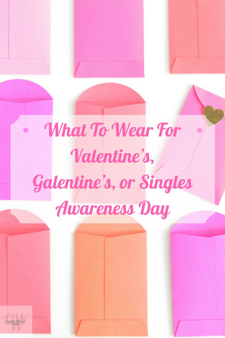 Do you know what to wear for Valentine's/Galentine's/Singles Awareness Day? I can help you find the perfect dress for your body type!