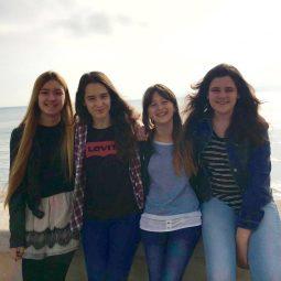 Alessia Cosentino, Elena Di Candido, Claudia Mastromauro e Valentina Schinzani