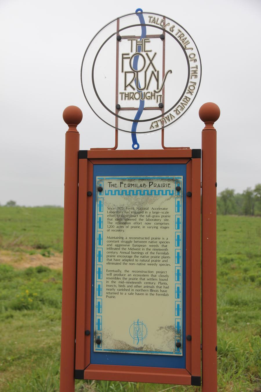fermilab prairie 1