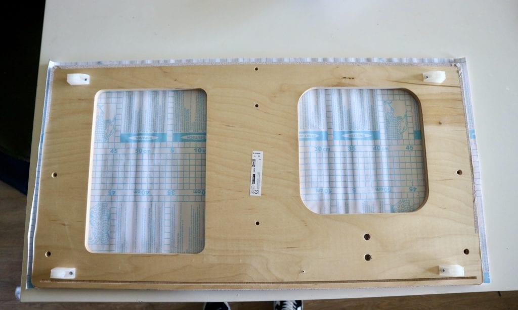 keukenblad pimpen ikea duktig hack speelgoedkeuken kinderkeuken plakfolie sostrene gene