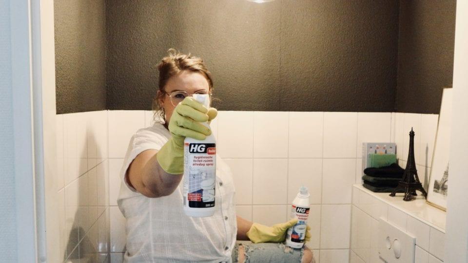 schoonmaaktips voor luie vrouwen