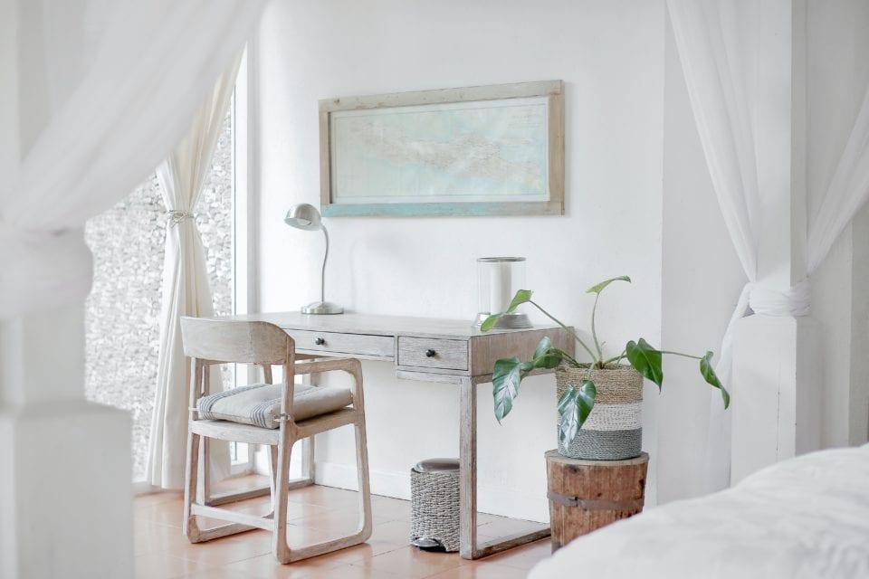 slaapkamer inrichten met sidestable momambition.nl