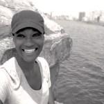 Aziza Baker in Cuba