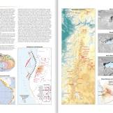 Volcanoes, Atlas of Oregon, 2001. Loy, Allan, Buckley, and Meacham. University of Oregon Press.