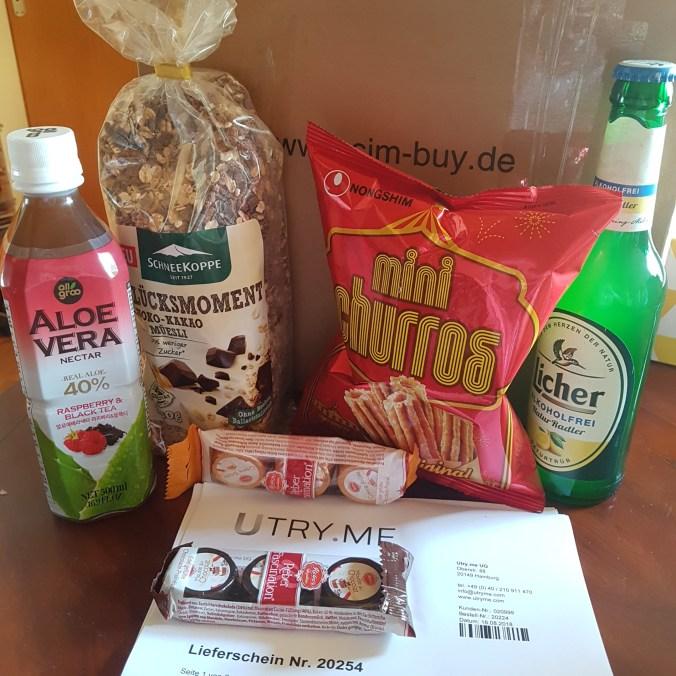 utry.me / Lebensmittel