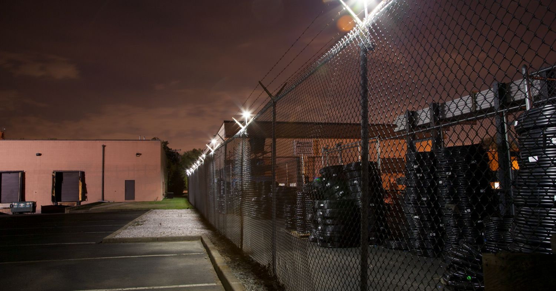 perimeter security lights