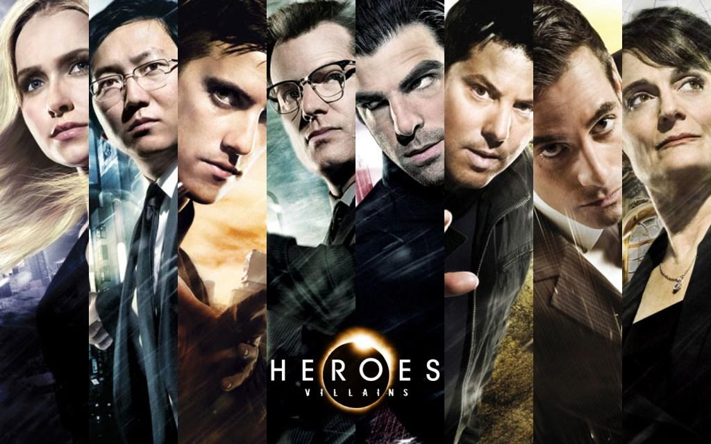 海外ドラマ『HEROES(ヒーローズ)』シーズン1