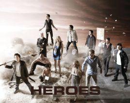 """海外ドラマ『HEROES(ヒーローズ)』シーズン3 """"悪人 Villains"""" """"逃亡者 Fugitive"""""""