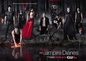 海外ドラマ『ヴァンパイア・ダイアリーズ(The Vampire Diaries)』シーズン5
