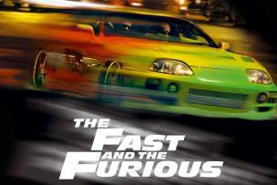 映画『ワイルド・スピード/The Fast and The Furious』