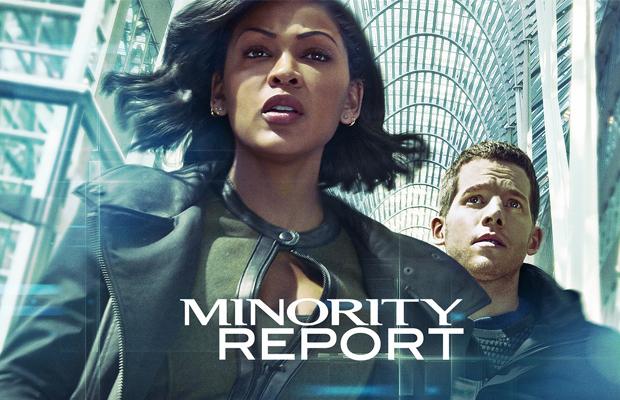 海外ドラマ『マイノリティ・リポート/Minority Report』シーズン1