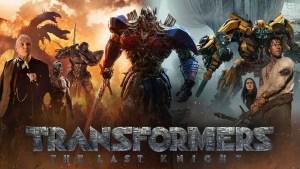 映画『トランスフォーマー 最後の騎士王/Transformers: The Last Knight』