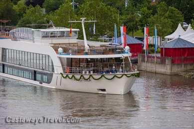 AMA Rhine River cruise