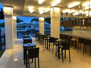 Bar Martini sitting area