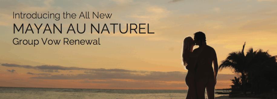 mayan vows renewal
