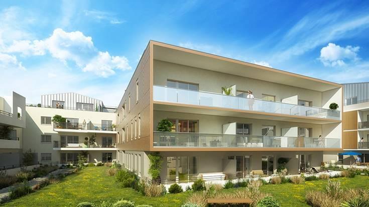 Villa sur toit T3 – CASTELNAU LE LEZ
