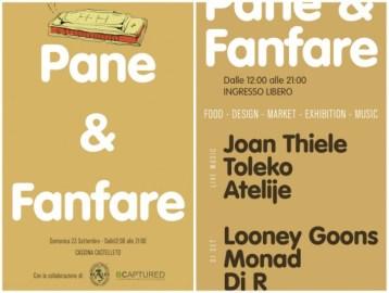La locandina di Pane&Fanfare