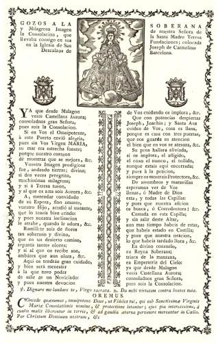 Consolacion gozos -1835 CI3 Montpeller (1)
