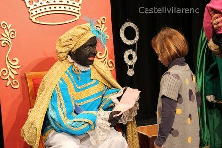 Visita Princep Emissaris Reials