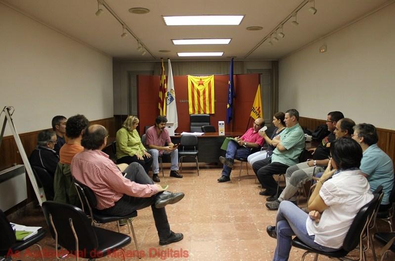 La Secció Local d´ERC de Castellbell i el Vilar Marganell escull a Maria Vilarnau com a nova presidenta en subtitució de Albert Mulero