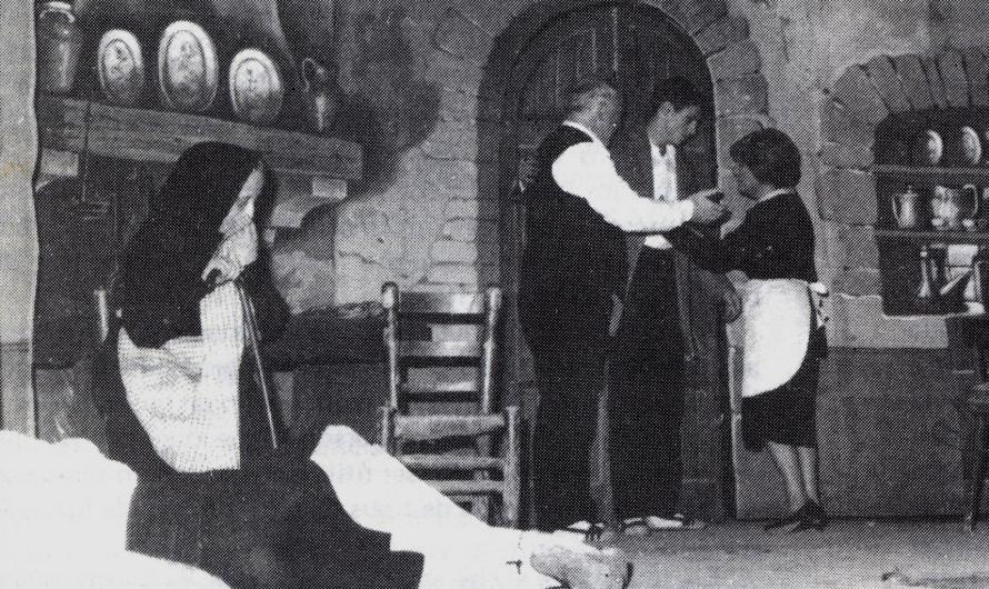 Quant Castellbell i el Vilar representava els Pastorets
