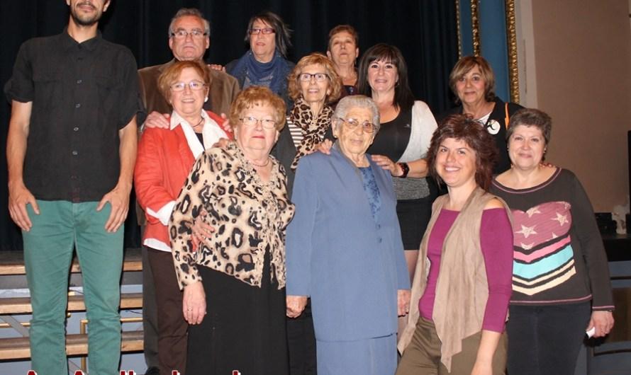 Presenten el Llibre sobre vuit dones valentes de Castellbell i el Vilar que han lluitat contra l´adversitat