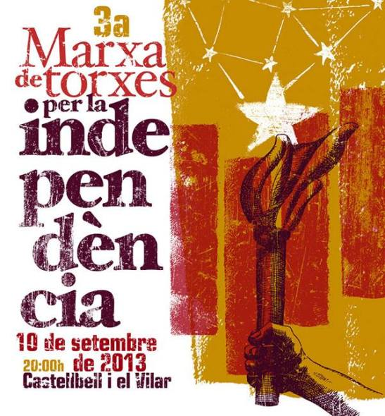 Marxa Torxes 2013