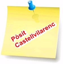 Pòsit Castellvilarenc: La plaça d´en patufet.