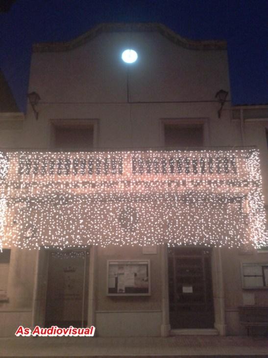 Ajuntament Iluminat