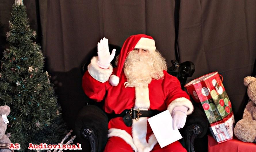El pare Nadal visita Castellbell i el Vilar