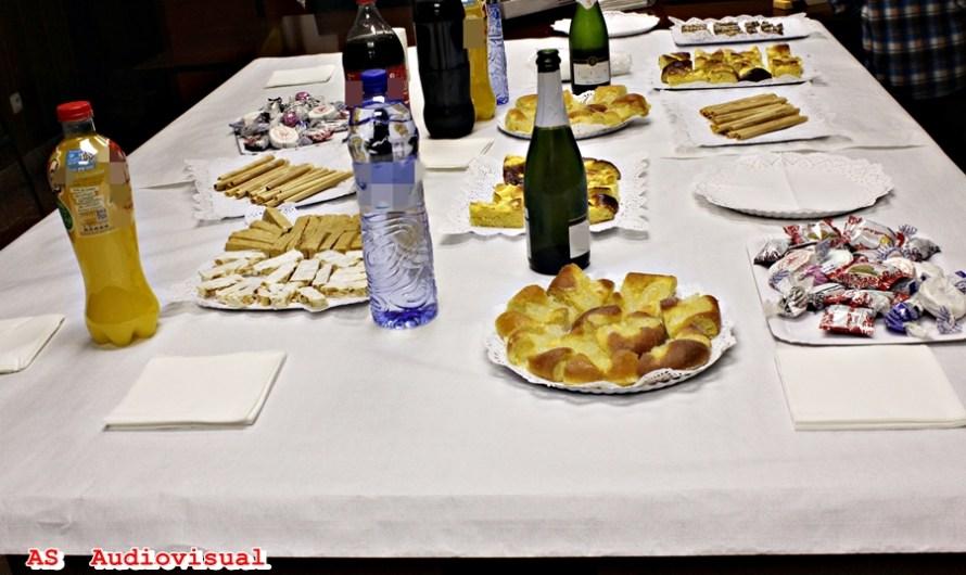 L´Agrupació local del PSC de Castellbell i el Vilar celebra la seva tradicional torronada socialista.