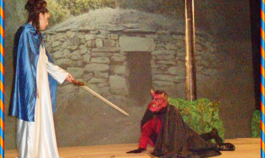 Monistrol de Montserrat omple dos dies de pastorets