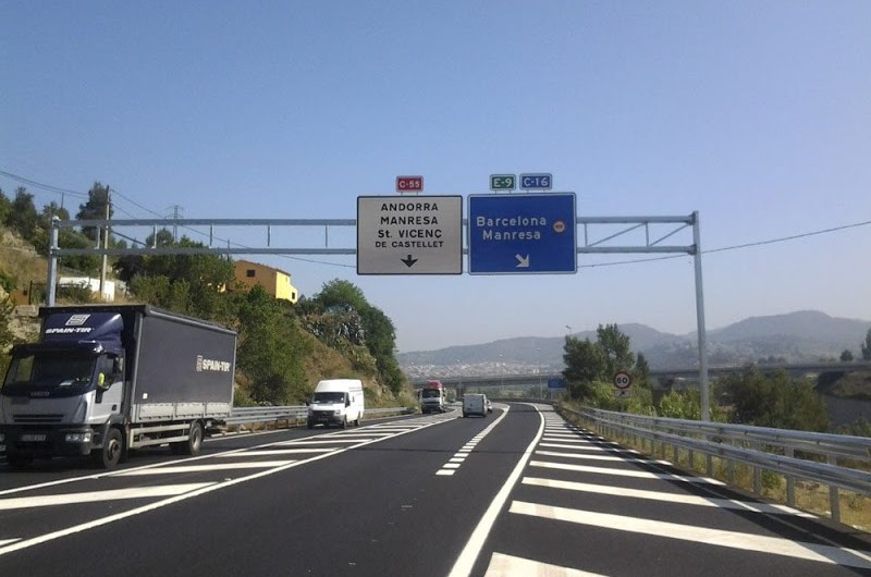 L´Ajuntament de Castellbell i el Vilar aprova en el primer ple del any 2014 solicitar a la Generalitat de Catalunya el Desdoblament de la C-55 i la gratuitat de la C-16