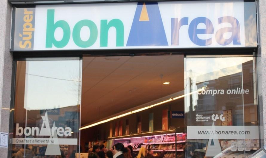 """Obren un nou supermecat  """" Bon Area """" a Castellbell i el Vilar"""