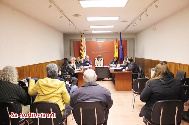 L´Ajuntament de Castellbell i el Vilar fa un ple extraordinari urgent sobre sobre assumptes econòmics.