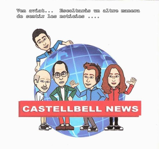 Promocional Castellbell News