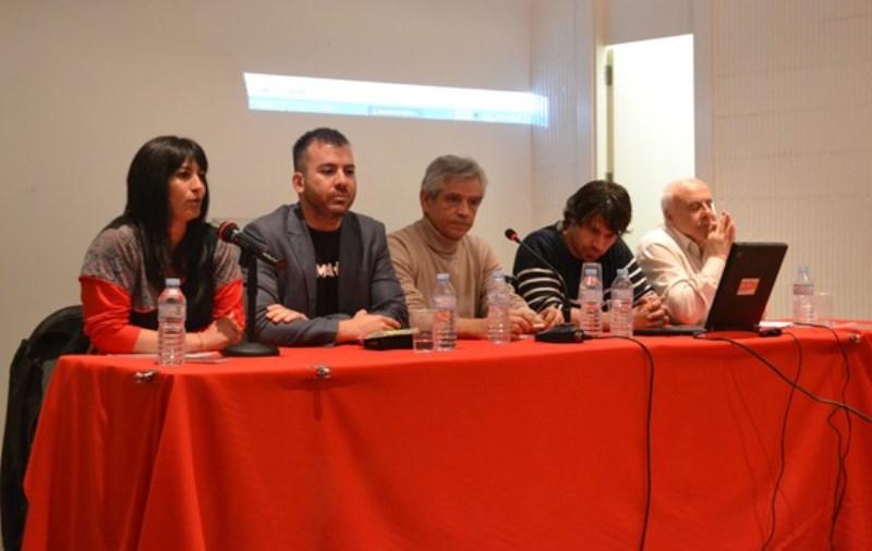 Sumate es presenta a Manresa  desmuntant els arguments de Madrid sobre fractura social o linguística