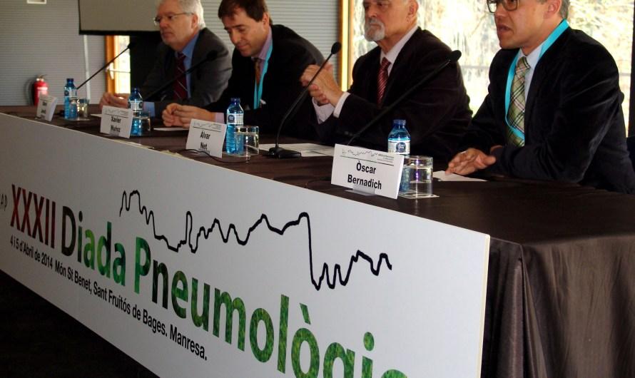 El Bages ha estar la capital de la pneumologia durant tres dies