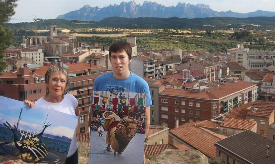 Els manresans Jordi Preñanosa i Susi Garcia faran una exposicio de fotogràfies a la capital del Bages